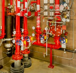 Fire Suppression Systems Los Angeles