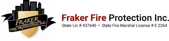 Fraker fire protection Inc. logo