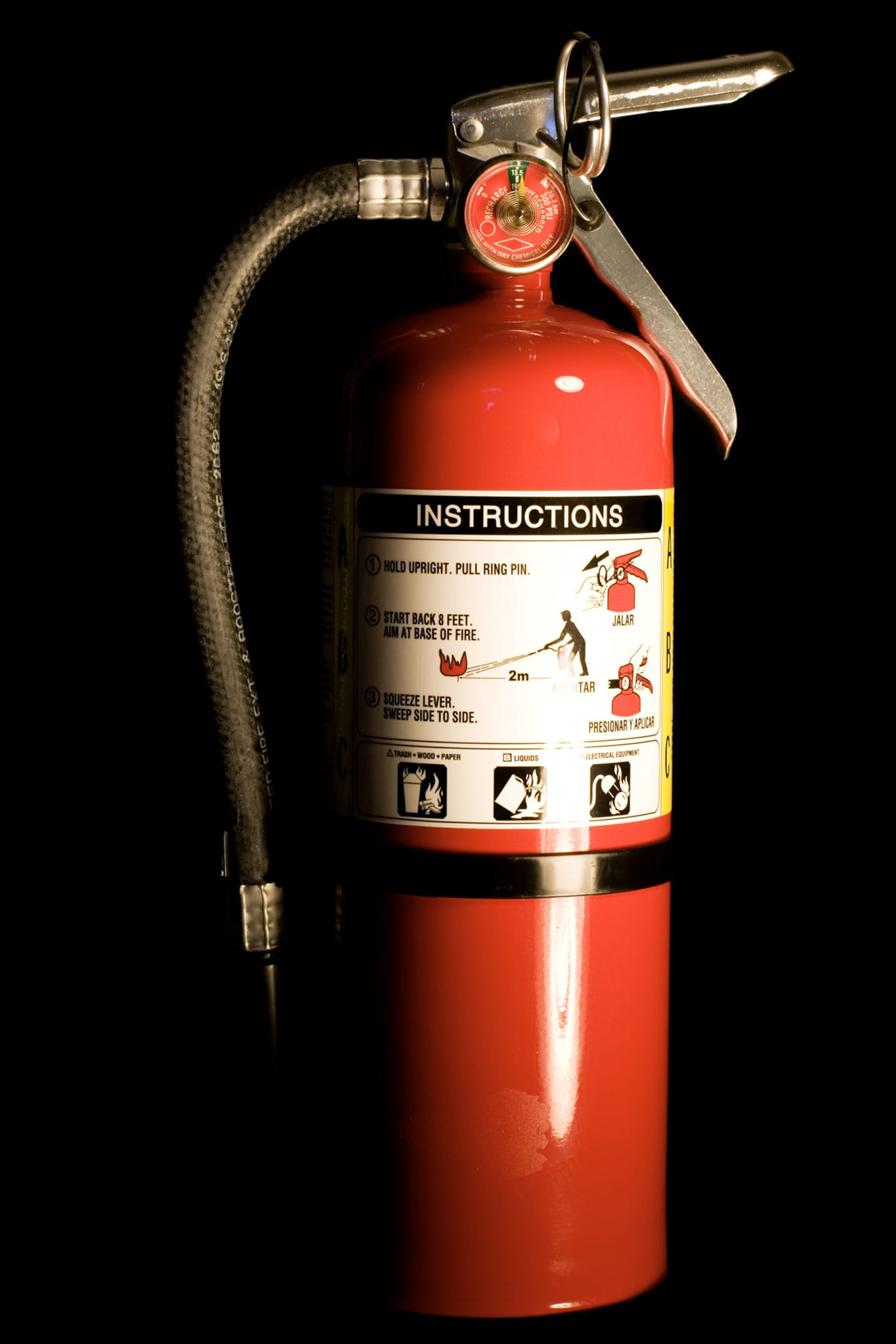 Fire Extinguisher State Requirements
