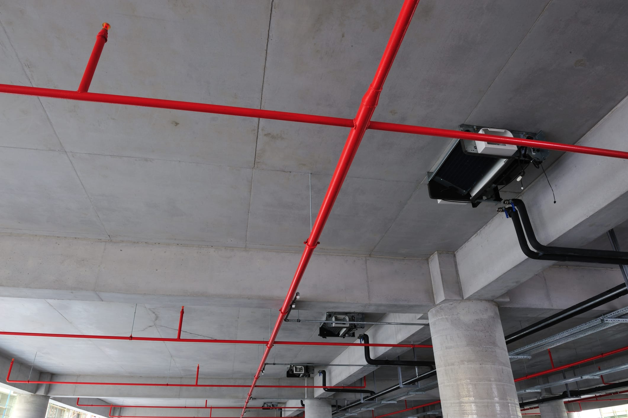 Fire Suppression Systems: What Are the Main Types, How Do They Work? - Fraker Fire