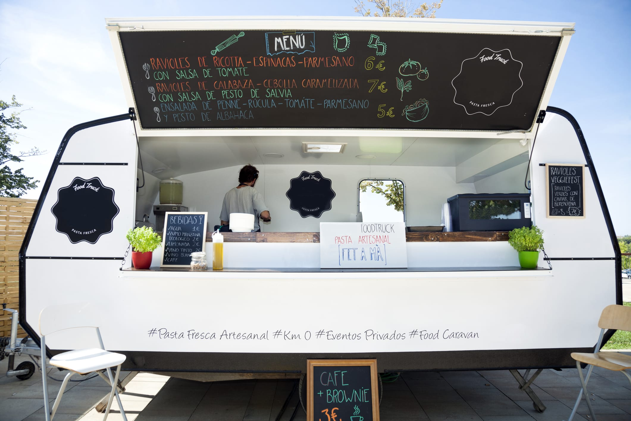 Food Truck Fire Safety Hazards Continue to Fuel Concern - Fraker Fire Protection