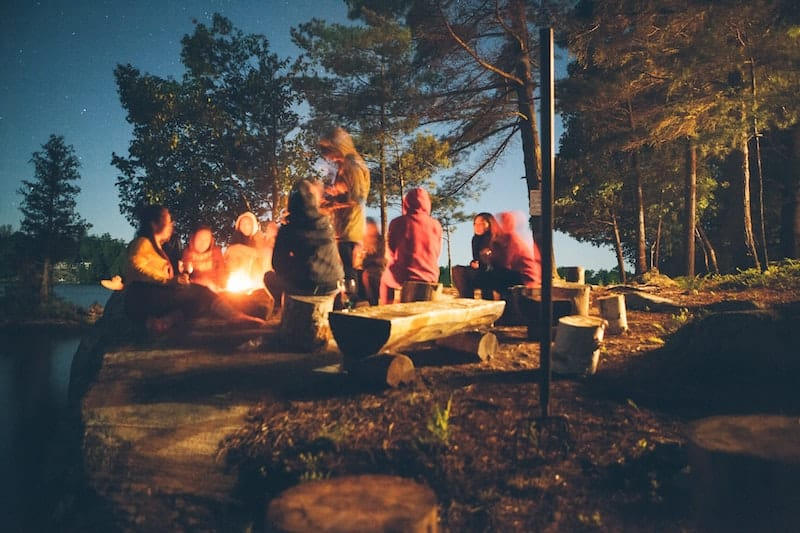 9 Fire Pit Safety Tips To Prevent Starting A Wildfire - Fraker Fire