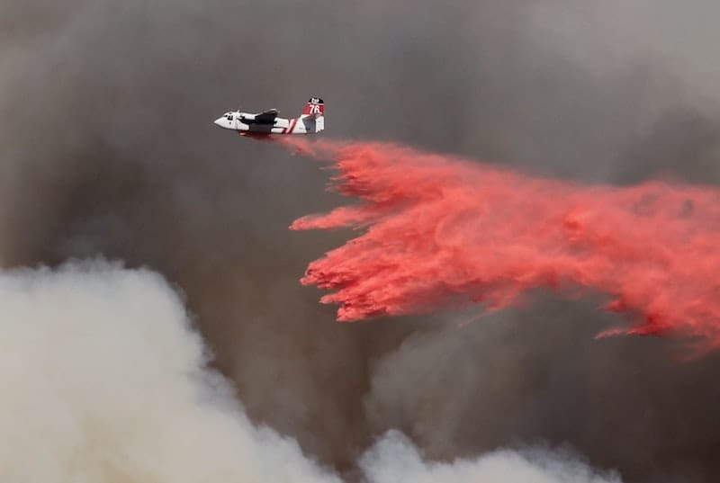 Wildfire Smoke And COVID-19: The Important Facts To Know - Fraker Fire