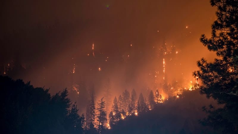 Wildfires in California: Be Prepared and Safe - Fraker Fire