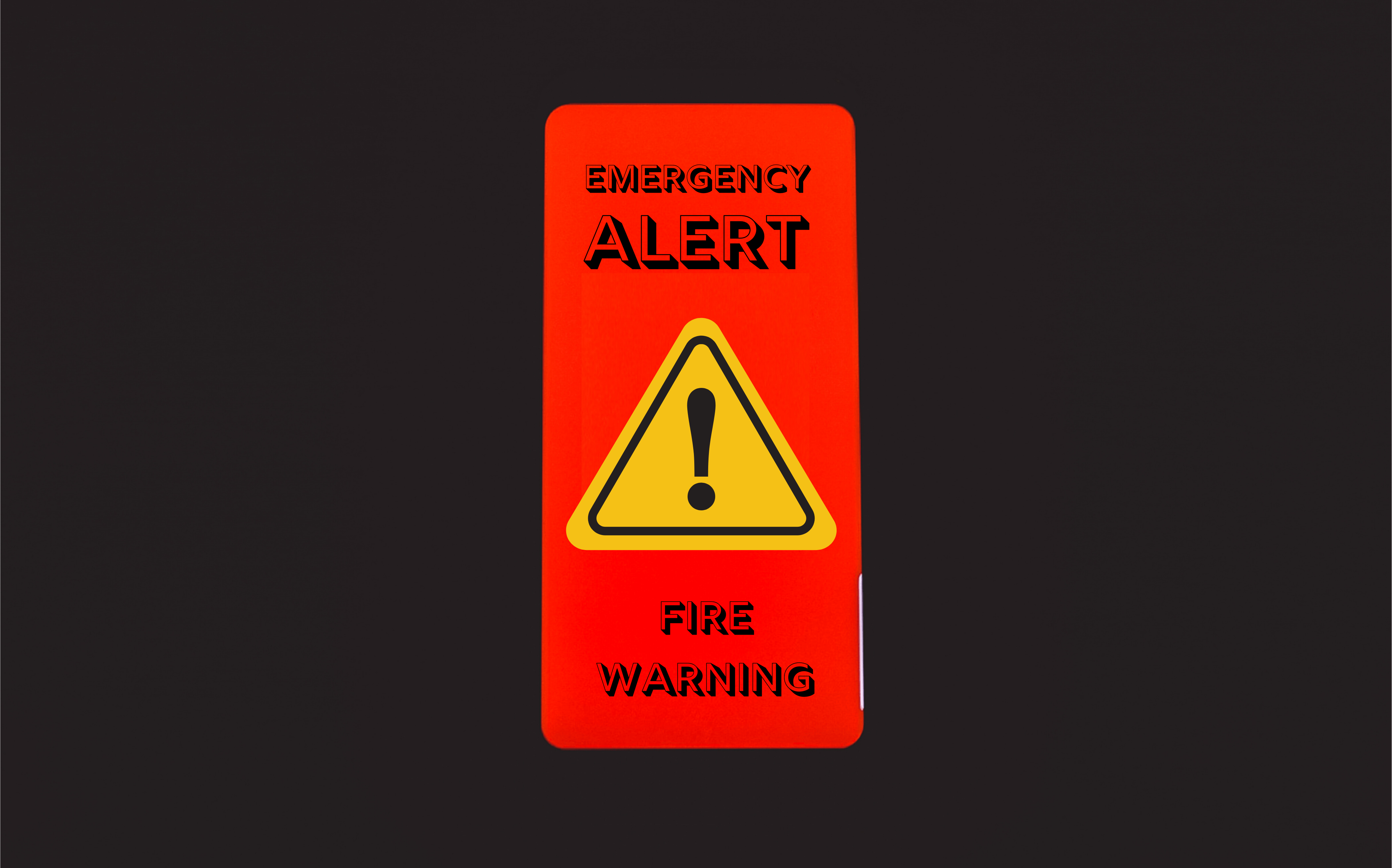 What to Do When You Receive a Fire Emergency Alert - Fraker Fire