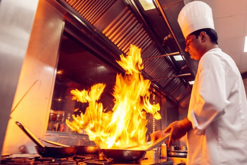 The Importance Of A Kitchen Fire Suppression System - Fraker Fire