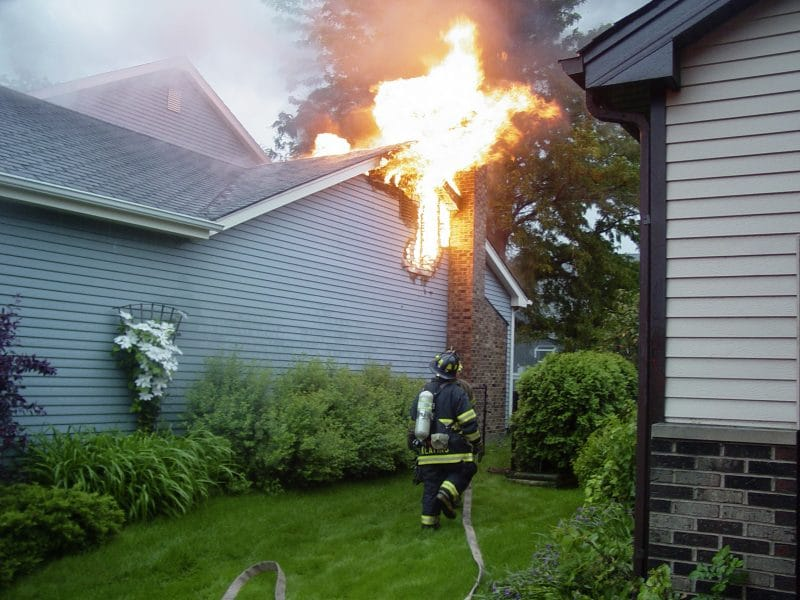 What's Considered A Fire Hazard? This List May Surprise You! - Fraker Fire