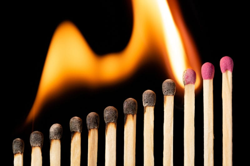 Facts About Fire Spread You May Have Not Known - Fraker Fire