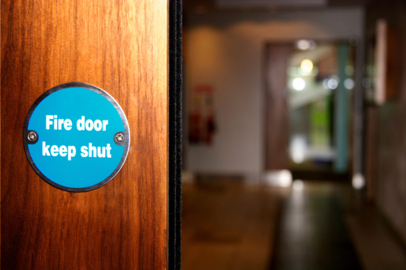 Fire-Rated Door Requirements: What You Need to Know - Fraker Fire