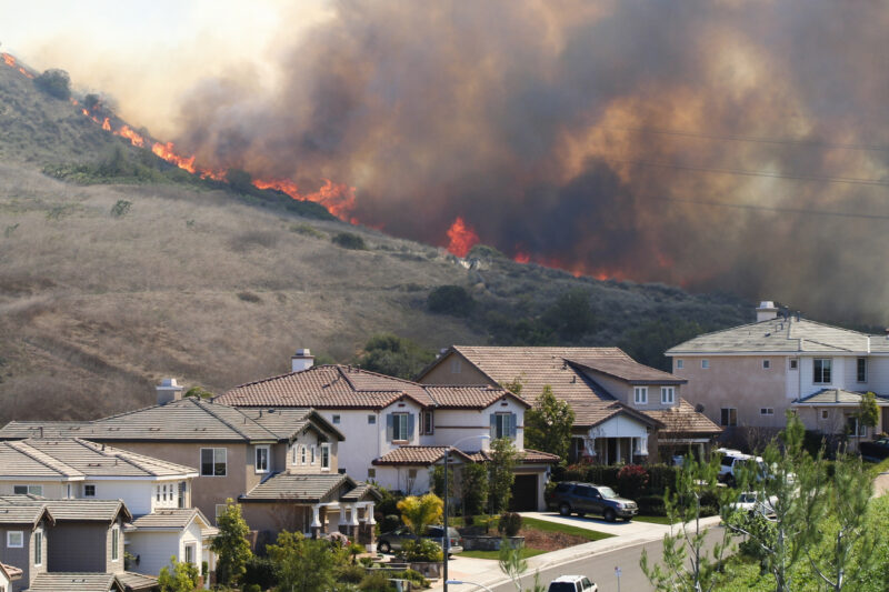 Wildfire Season is Off to an Early Start: Are You Prepared? - Fraker Fire
