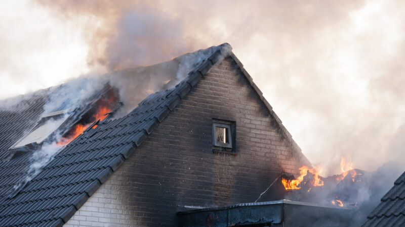 9 Common Causes of Home Fires and How to Stay Safe - Fraker Fire