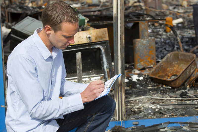 What is the Cost of Fire Damage to a Business? - Fraker Fire