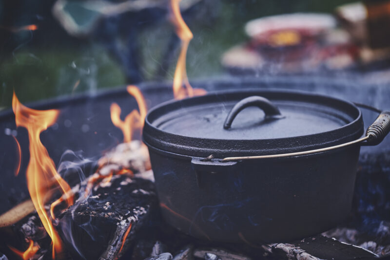 The Do's and Don'ts of Open Fire Cooking - Fraker Fire